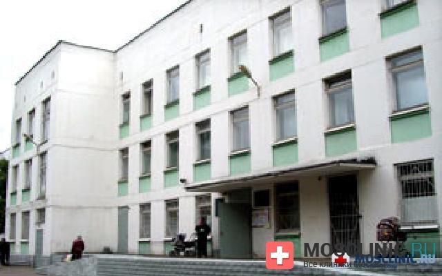Поликлиника при детской областной больнице комсомола 6