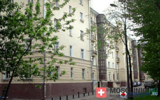 Городская поликлиника 39 район