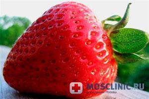 Клубника борется с холестерином