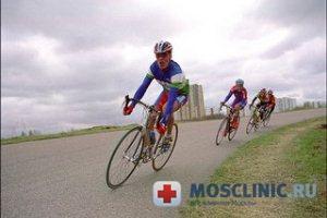 Поездки на велосипеде продляют жизнь
