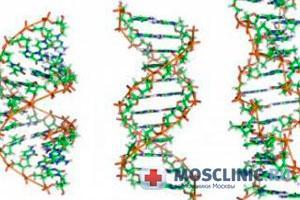 Мутации ДНК