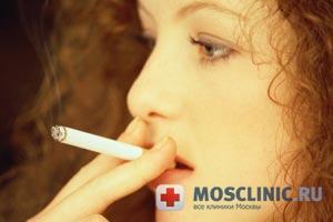 курение и слух