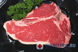 Мясо вредно для сердца