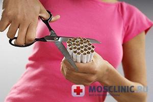 Отказ от курения. Фото