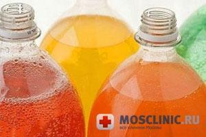 Чем так вредны сладкие газированные напитки?